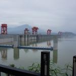 San Xiaba - der Dreischluchten-Staudamm