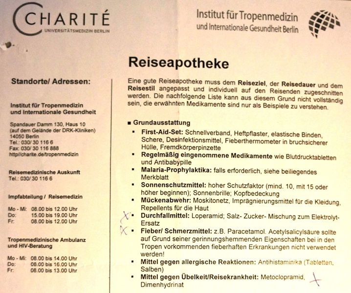 Charité_Reiseapotheke