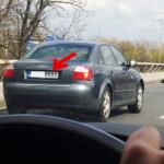 Momentaufnahme: Habt 8! Auto-Kennzeichen als Statussymbol