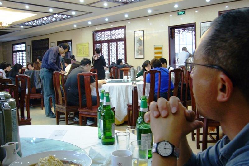 Zu Tisch in China!