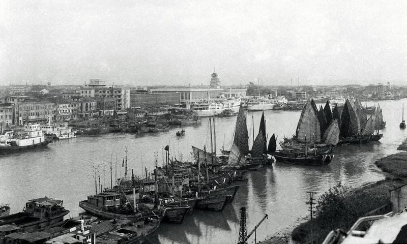 PublicDomain_The Old Bund in the 1920s