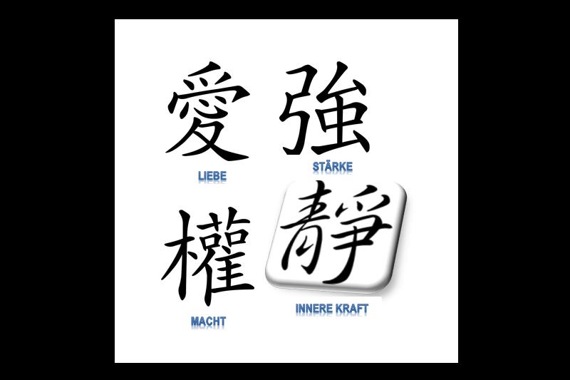 Das Chinesische Tattoo Pan Da