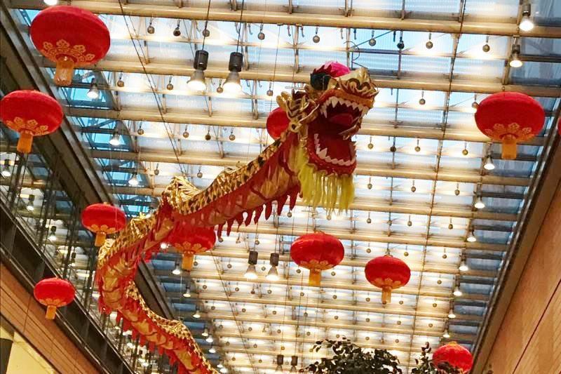 Chinesisches Neujahr: auf den Hund gekommen | Pan-da