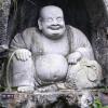 Moment: bringt Glück – der lachende Dickbauch-Buddha