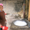 Tofu - der Gips macht's! (für Edyta)