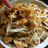 Familienrezept: Tofu mit Sojabohnen-Sprossen