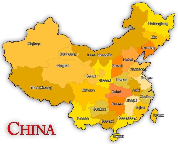 Chinesische Provinz
