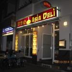 Für den kleinen Geldbeutel - das 'Asia Deli' im Wedding